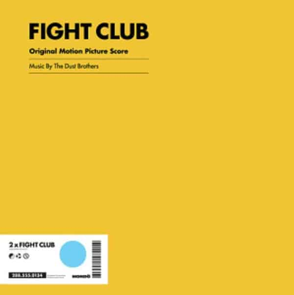 The Dust Brothers - Fight Club (Original Motion Picture Score)