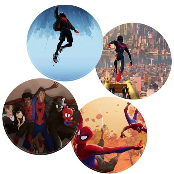 Spider-Man: Into the Spider-Verse by Daniel Pemberton