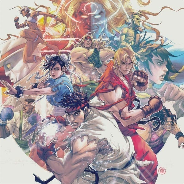 Street Fighter III: The Collection by Capcom Sound Team