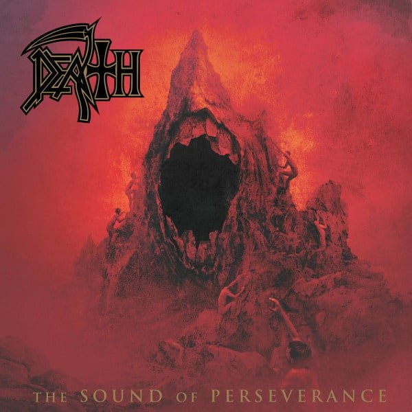 The Sound Of Perseverance by Death