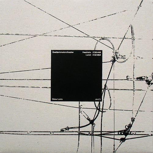 Hesitate / Land by Gestammelorchester