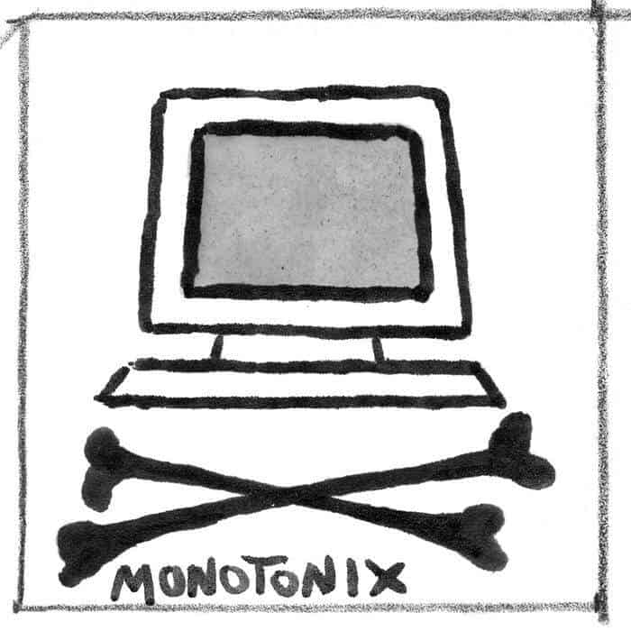 Never Died Before by Monotonix