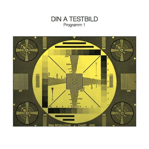 Programm 1 by Din A Testbild