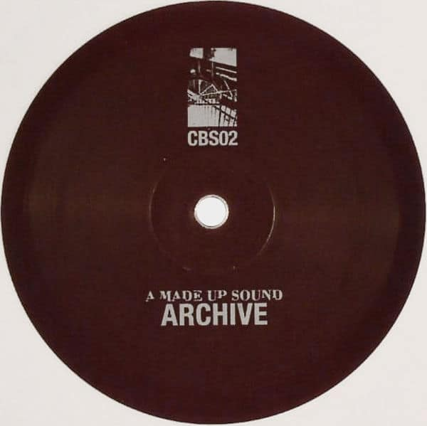 Archive EP by A Made Up Sound