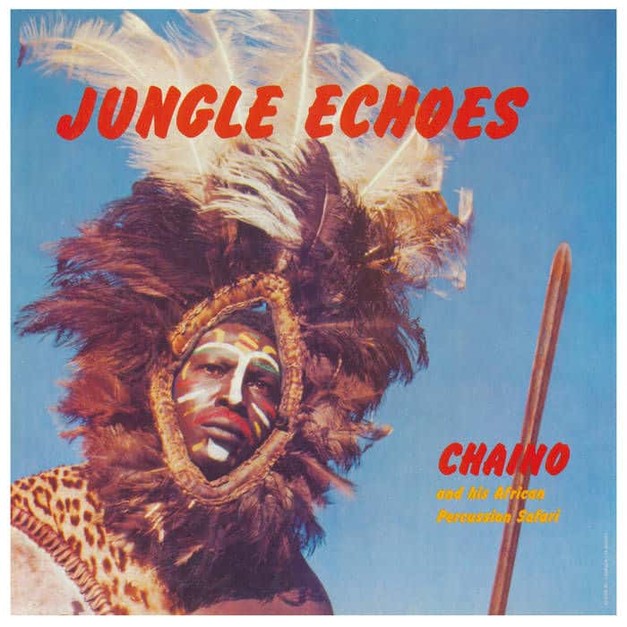 Jungle Echoes by Chaino and his African Percussion