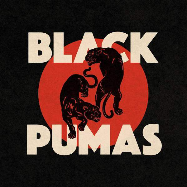 Black Pumas by Black Pumas