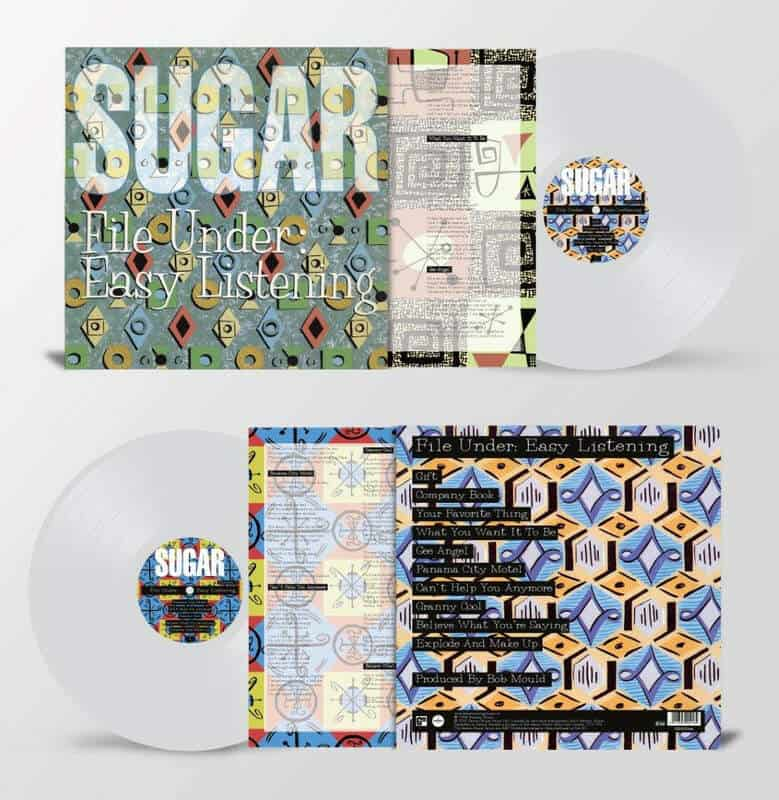 File Under Easy Listening by Sugar