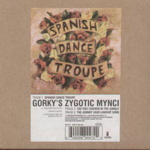 Spanish Dance Troupe by Gorky's Zygotic Mynci
