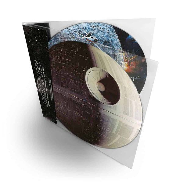 Star Wars: Episode IV - A New Hope (picture disc) by John Williams