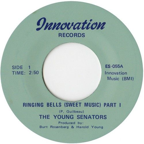 Ringing Bells (Sweet Music) Part 1 by The Young Senators