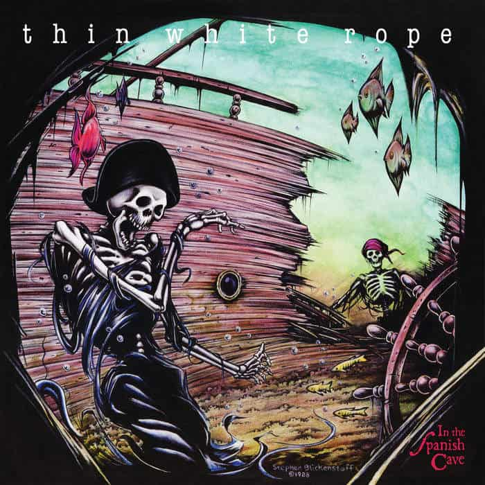 In The Spanish Cave by Thin White Rope