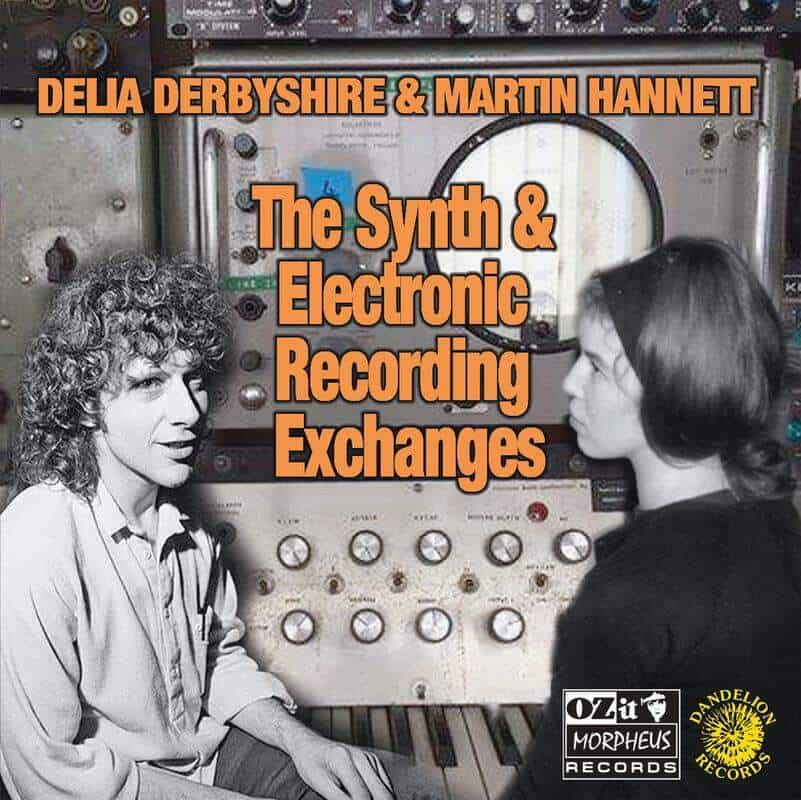 The Synth and Electronic Recording Exchange by Delia Derbyshire & Martin Hannett