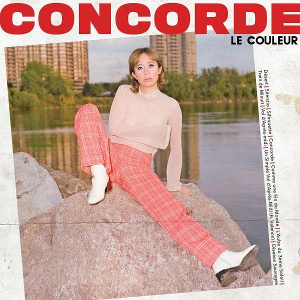 Concorde by Le Couleur