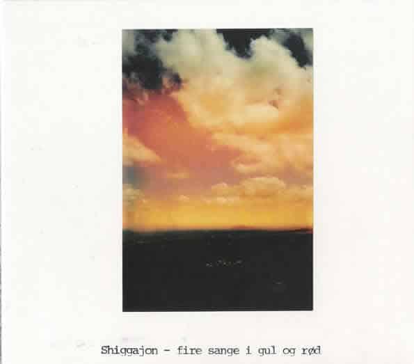 Fire Sange I Gul Og Rod by Shiggajon