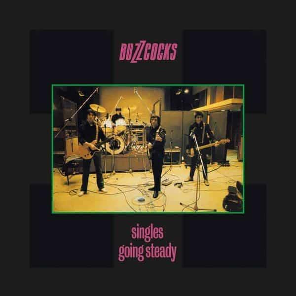 27. Buzzcocks - Singles Going Steady