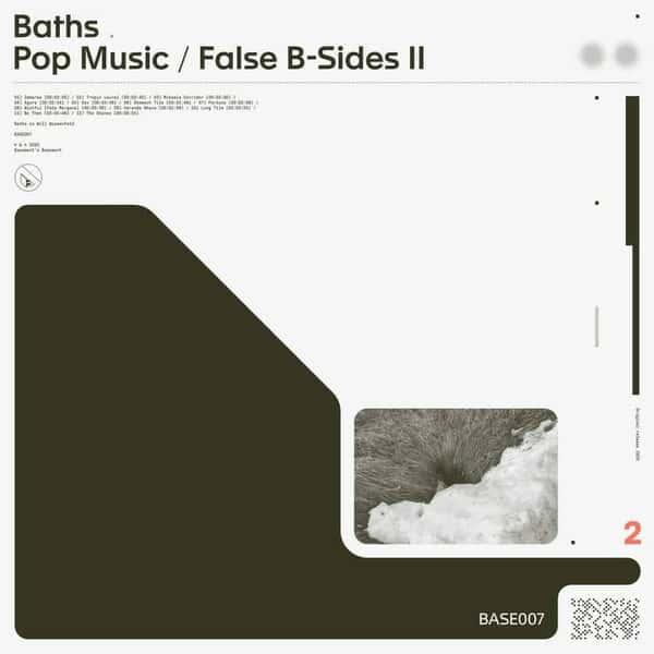 Pop Music / False B-Sides II by Baths
