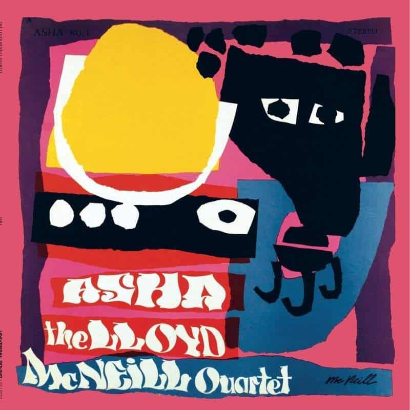 Asha by The Lloyd McNeill Quartet