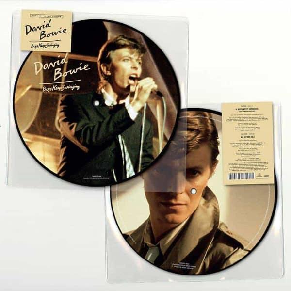 Boys Keep Swinging by David Bowie