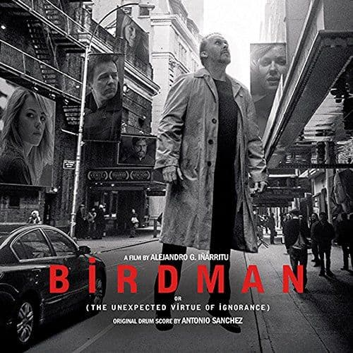 Birdman by Antonio Sanchez