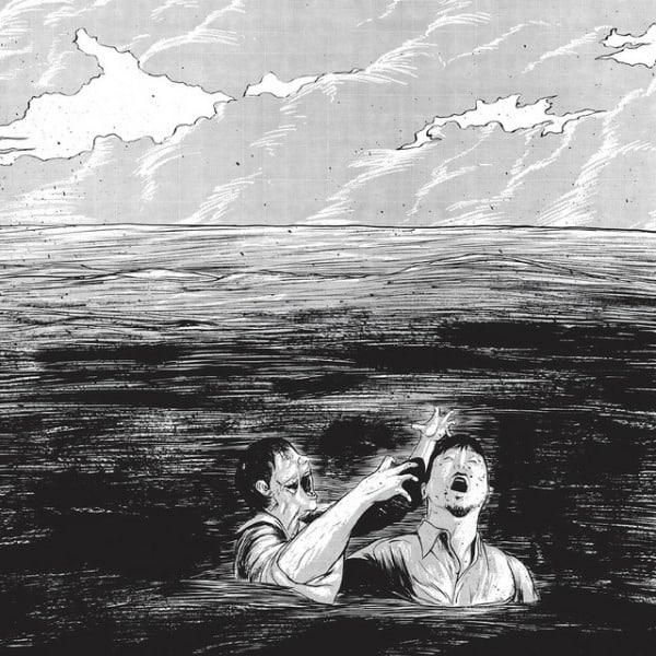 The Dead Sea by Xela
