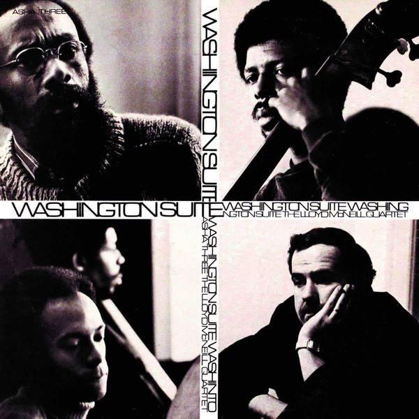 Washington Suite by The Lloyd McNeill Quartet