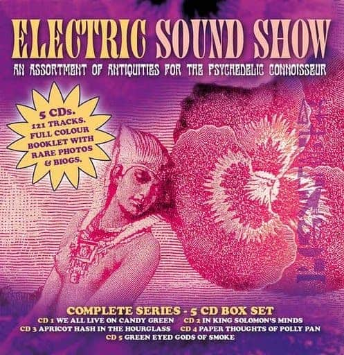 Electric Sound Show by Various