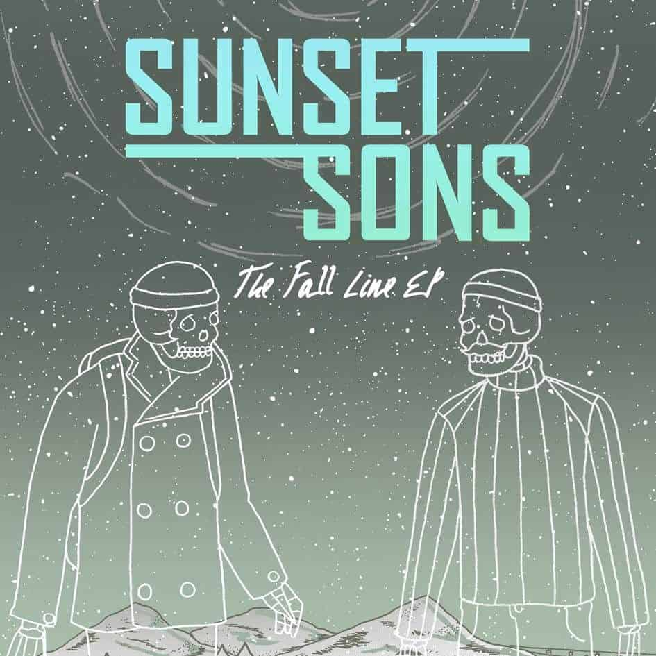 The Fall Line EP by Sunset Sons