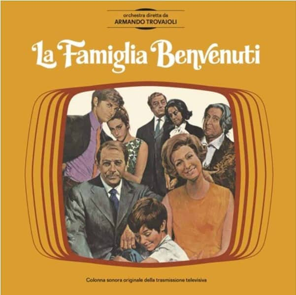 La Famiglia Benvenuti by Armando Trovajoli feat. Marc 4 & I Cantori Moderni di Alessandroni