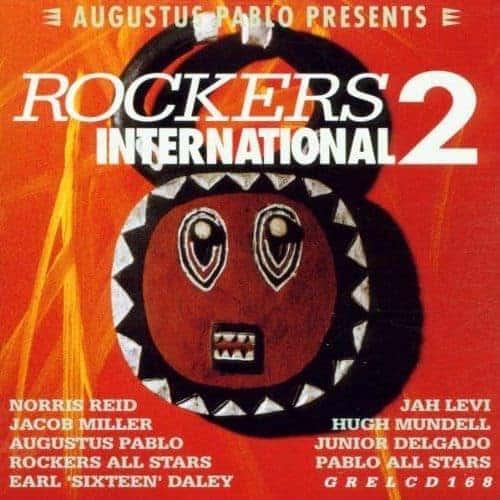 Presents Rockers International 2 by Augustus Pablo