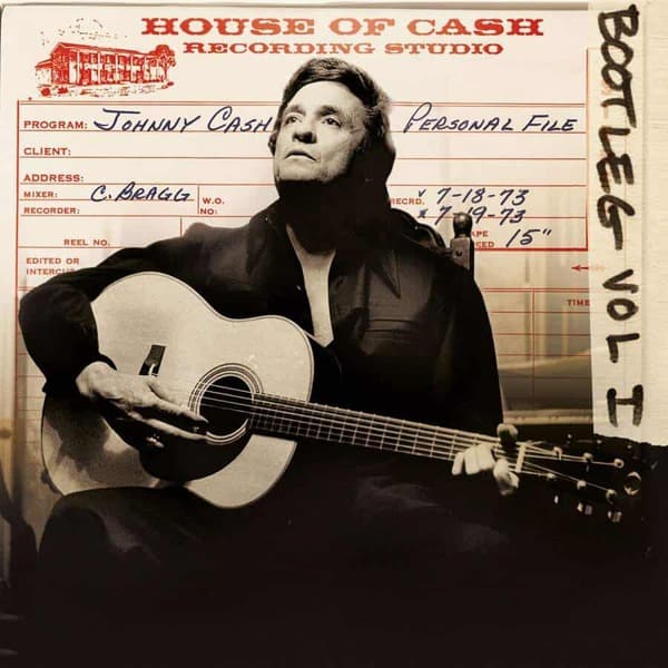 Bootleg Vol I: Personal File by Johnny Cash