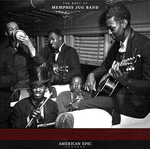 American Epic: The Best of Memphis Jug Band by Memphis Jug Band