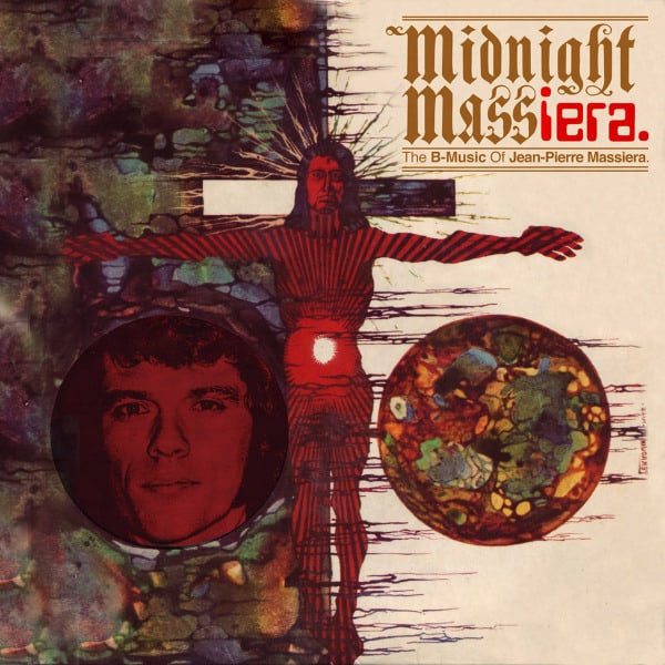 Midnight Massiera - The B-Music Of Jean-Pierre Massiera by Various