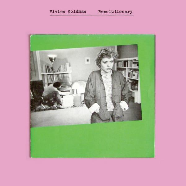Resolutionary (Songs 1979-1982) by Vivien Goldman