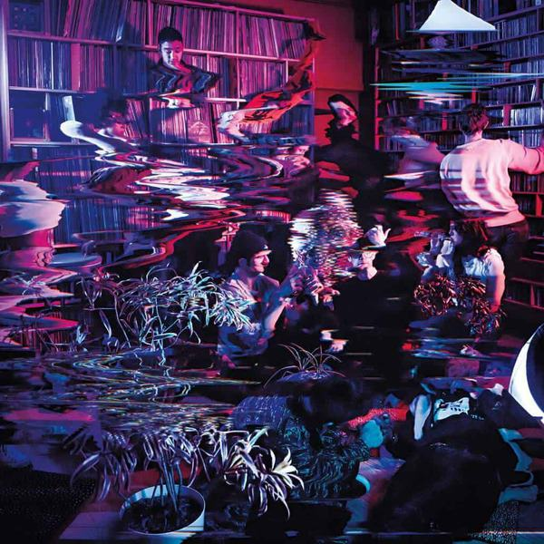 The New Monday by Shigeto