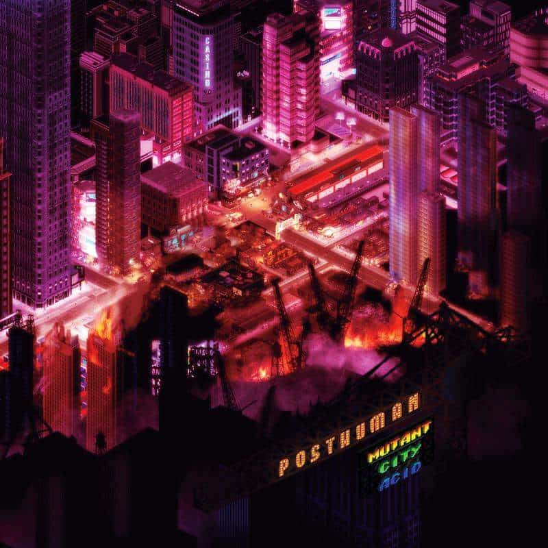 Mutant City Acid by Posthuman