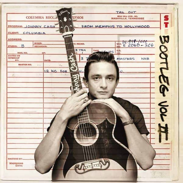 Bootleg Vol II: From Memphis To Hollywood by Johnny Cash
