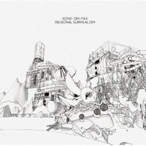 Regional Surrealism by Konx-om-Pax