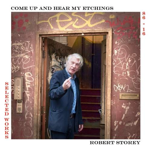 Come Up And Hear My Etchings by Robert Storey