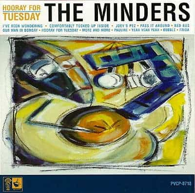 Hooray For Tuesday by The Minders