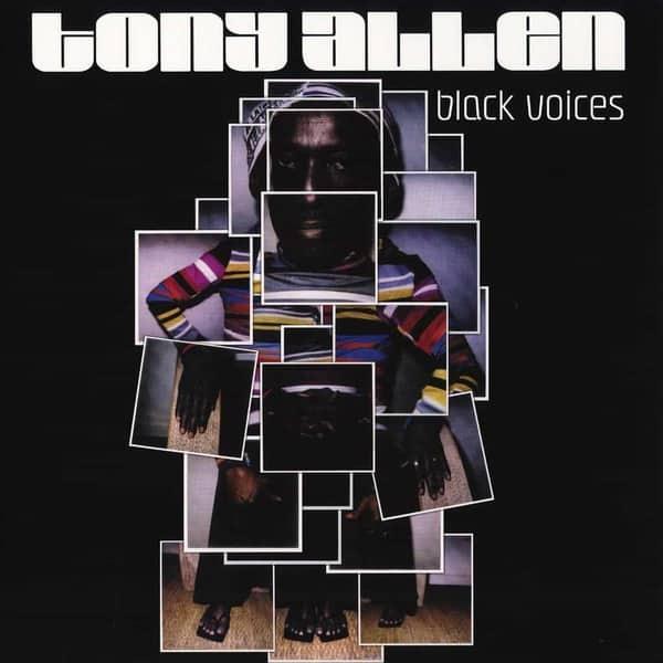 Black Voices by Tony Allen