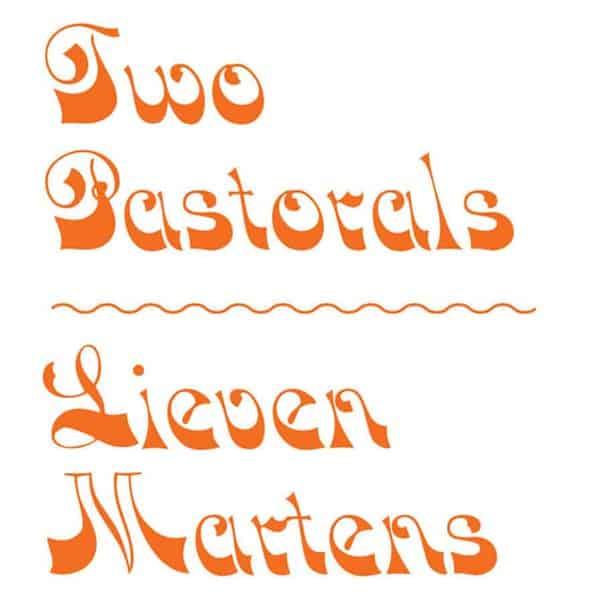 Two Pastorals by Lieven Martens