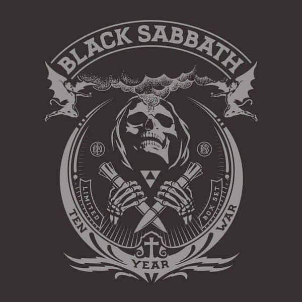 The Ten Year War by Black Sabbath