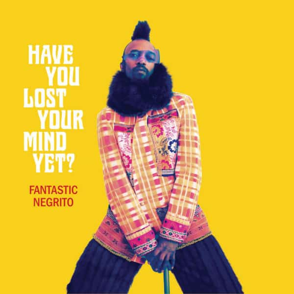 Have You Lost Your Mind Yet? by Fantastic Negrito