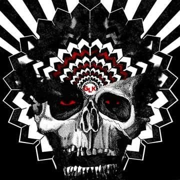 My Troubled Mind EP by The Gaslamp Killer