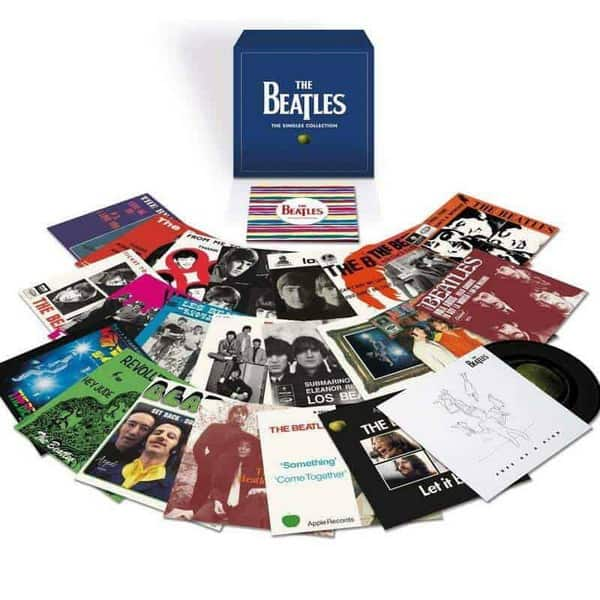 The Singles Collection by The Beatles