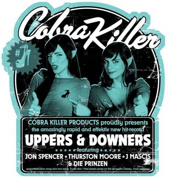 Uppers & Downers by Cobra Killer