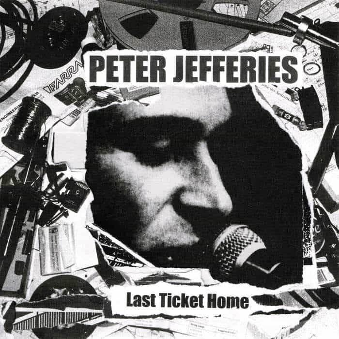 Last Ticket Home by Peter Jefferies