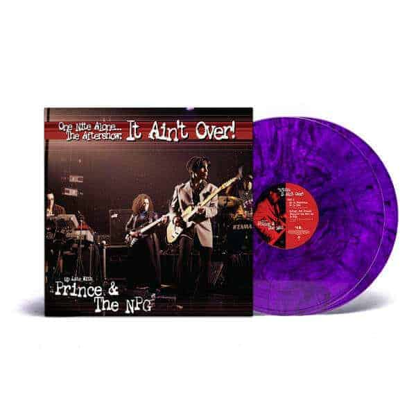 One Nite Alone... The Aftershow: It Ain't Over! by Prince and The New Power Generation