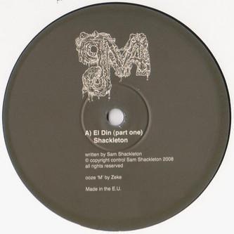El Din (part one) / Olde Wobbly by Shackleton / Mordant Music