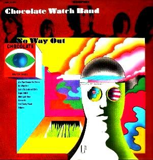 No Way Out by Chocolate Watch Band